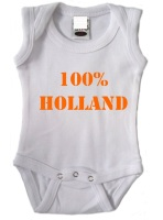 100 procent holland romper
