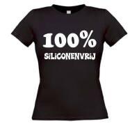 100 procent siliconenvrij T-shirt