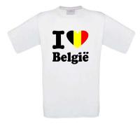I love Belgie T-shirt