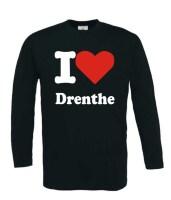 I love Drenthe longsleeve