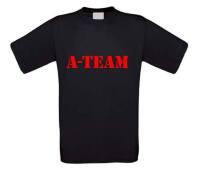 A-team T-shirt Korte mouw