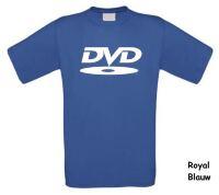 DVD logo t-shirt korte mouw