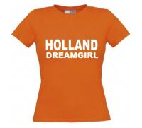 holland dreamgirl t-shirt korte mouw