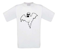 Spook t-shirt korte mouw
