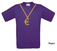 Euro ketting t-shirt korte mouw