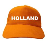Holland cap met de tekst holland erop