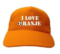 i love oranje pet