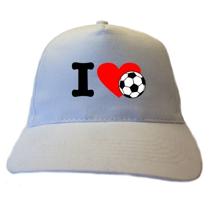 i love voetbal pet