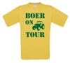 foto 13 Boer on tour t-shirt korte mouw