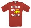 foto 14 Boer on tour t-shirt korte mouw