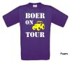 foto 15 Boer on tour t-shirt korte mouw