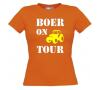foto 6 Boer on tour t-shirt korte mouw
