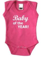baby of the year romper