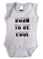 born to be cool romper