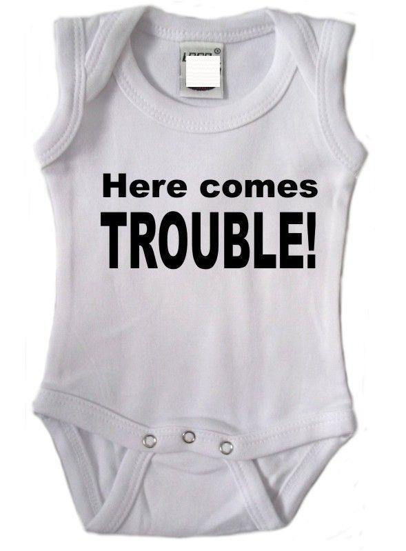 here comes trouble romper