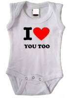 i love you too romper