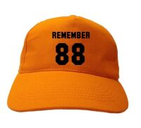 remember 88 oranje pet