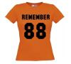 foto 2 remember 88 t-shirt korte mouw