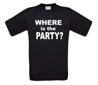 where is the party t-shirt korte mouw