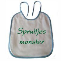 Spruitjes monster slab