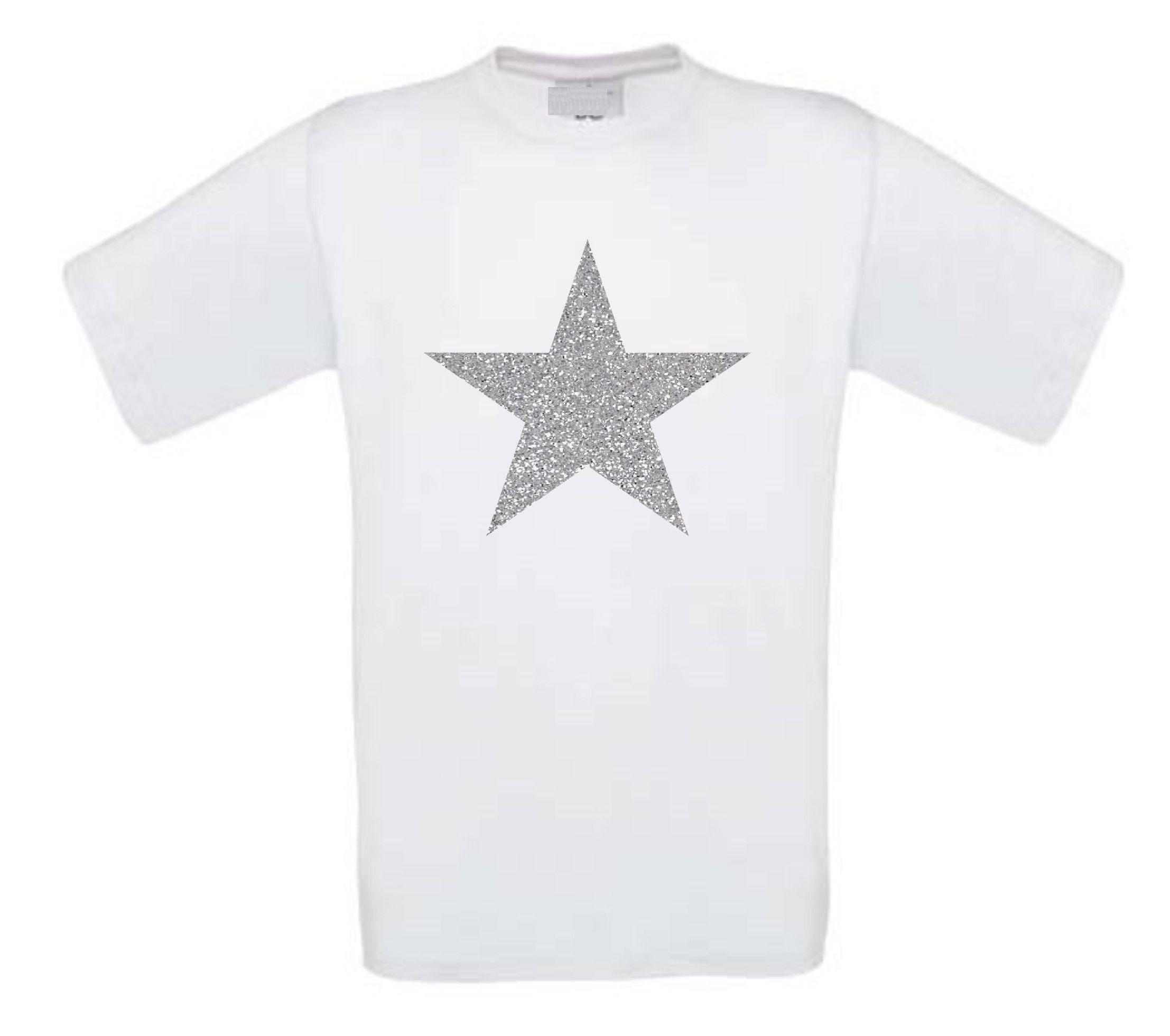 t shirt zilver