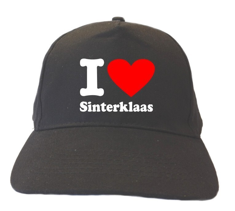 i love sinterklaas pet