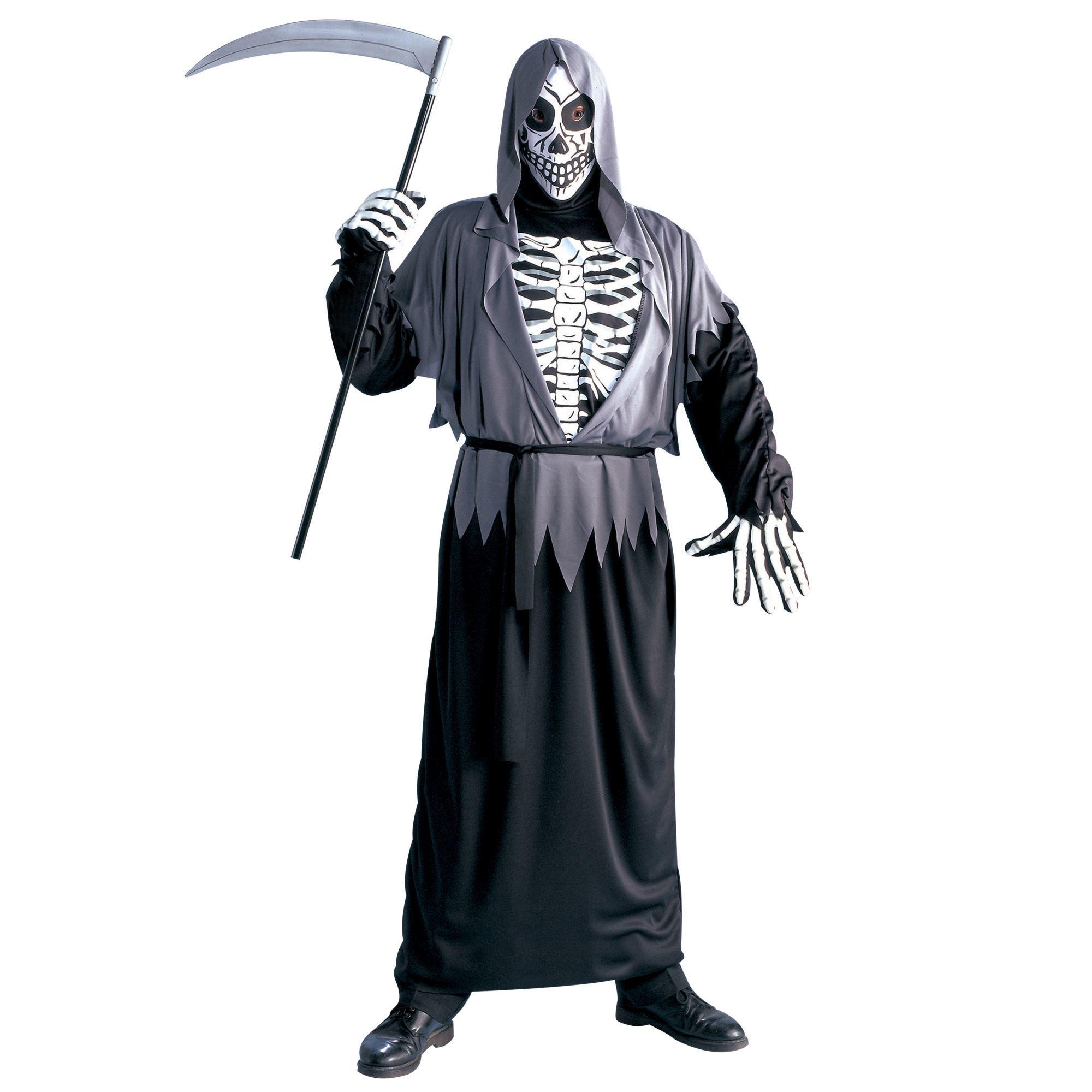 Halloween Kostuum Magere Hein.Bbwebwinkel