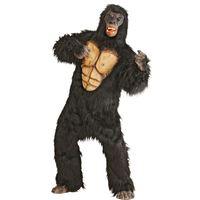 Pluche gorilla kostuum king kong