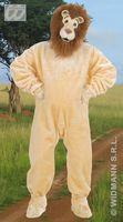 Pluche kostuum leeuw