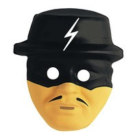 Kindermasker Zorro plastic