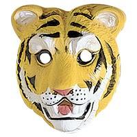 Kindermasker tijger pvc
