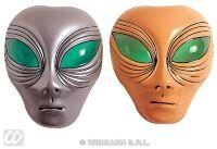 Masker buitenaards wezen alien kind