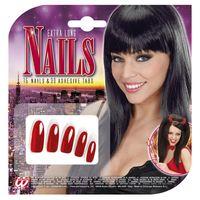 Rode nagels