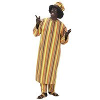 Afrikaans kostuum heren , africaanse outfit