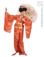 Geisha dames theater kostuum luxe