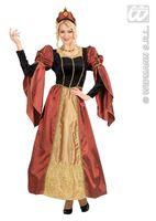Koninklijke prinses , prinsessen jurk