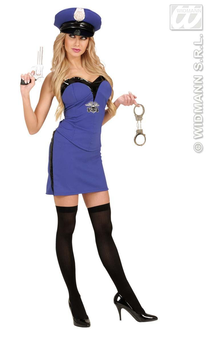 police girl , politie dames outfit
