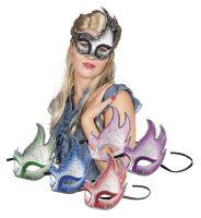 Venetiaans masker 6 kleuren