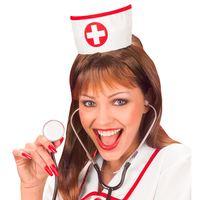 Verpleegster kapje zuster hoofddeksel