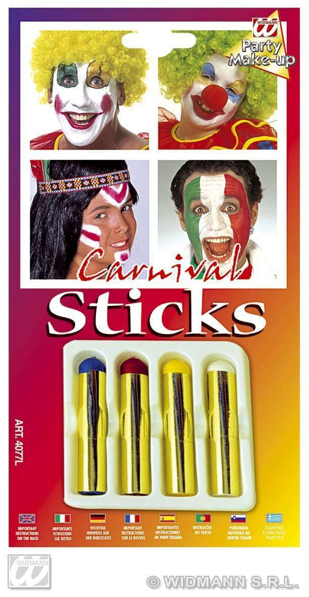 vier jumbo aqua sticks