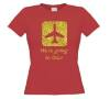 foto 6 We going to Ibiza t-shirt korte mouw glitter goud