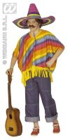 mexicaans amigo poncho kind