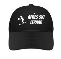 Apres skie leraar pet