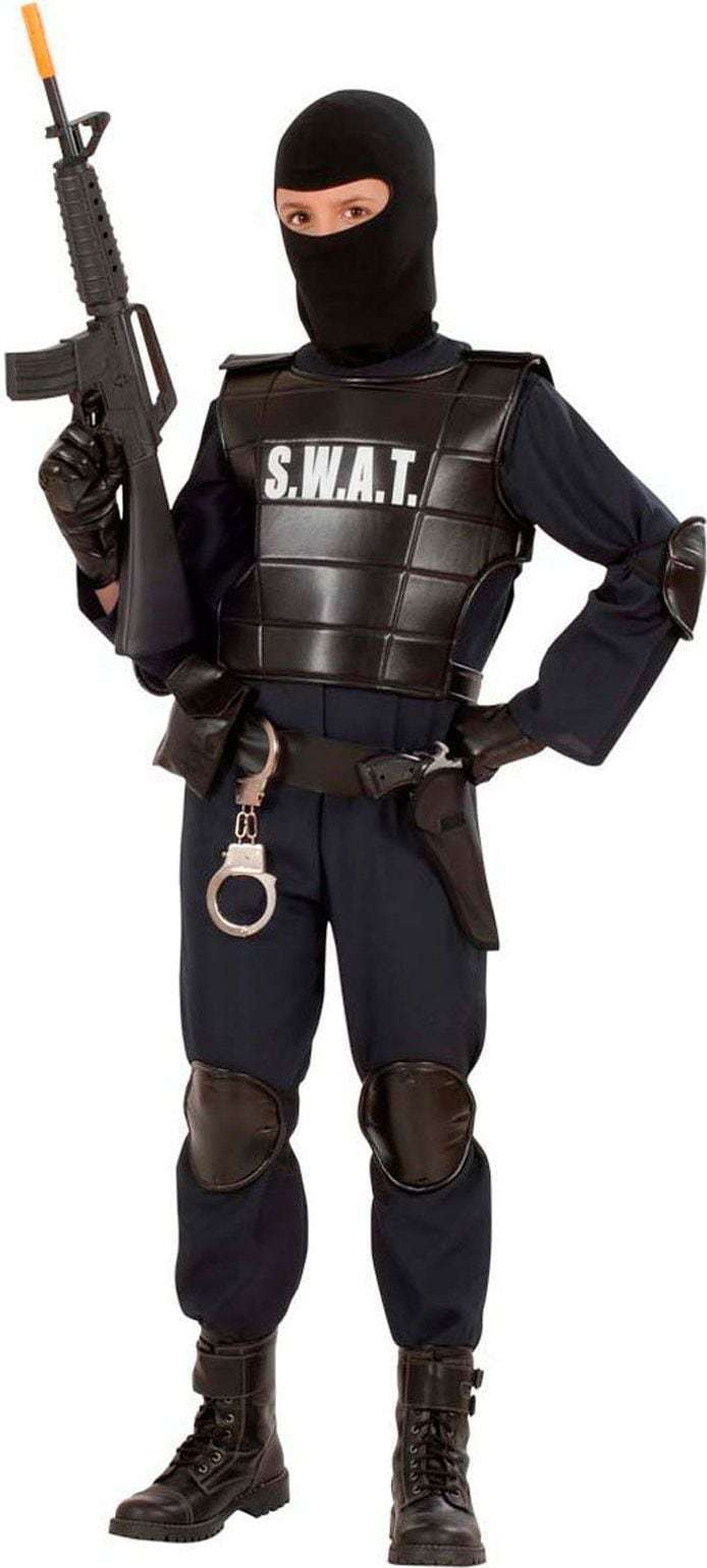 Swat arrestatie team  S.W.A.T kostuum kind