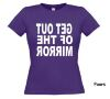 foto 14 Get out of the mirror t-shirt korte mouw
