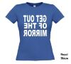 foto 15 Get out of the mirror t-shirt korte mouw