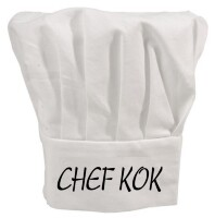 Chef kok koksmuts