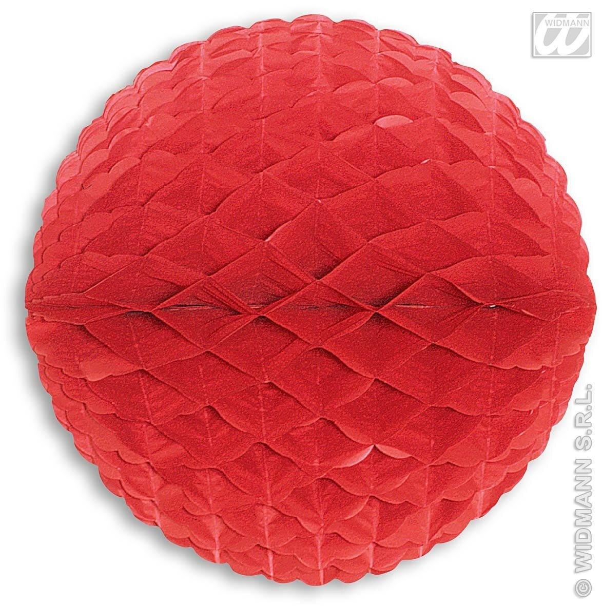 Decoratie bol rood chinese