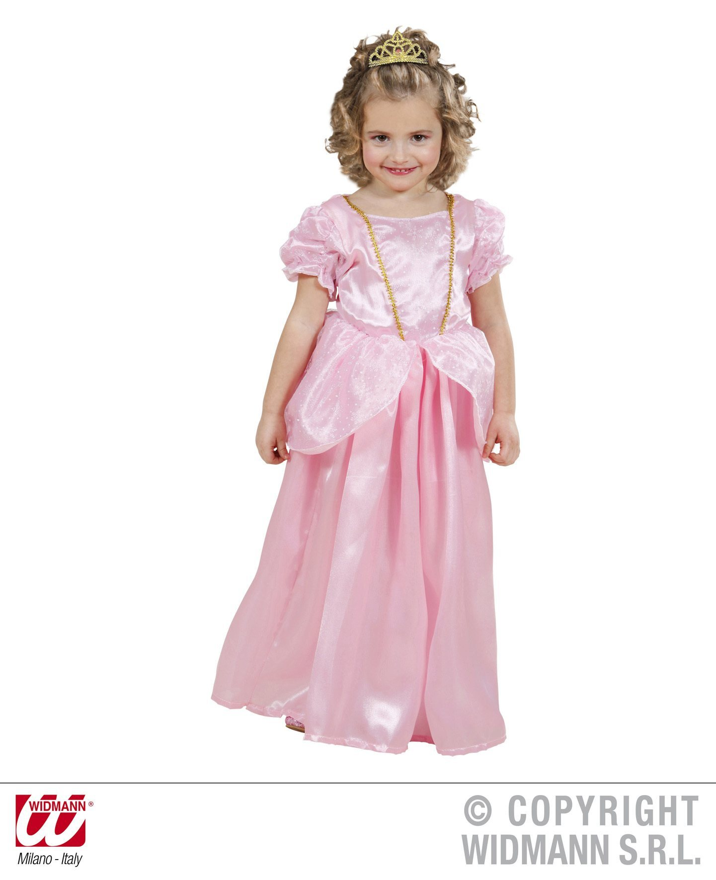 Prinses rose kind