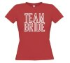 foto 13 team bride t-shirt korte mouw